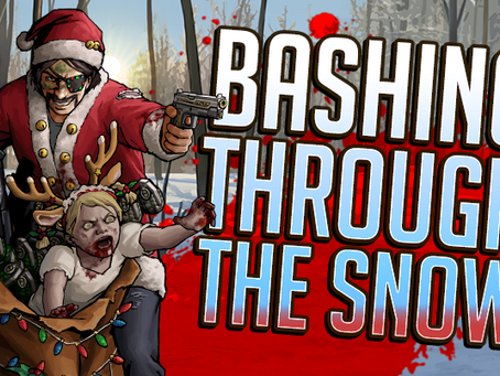 Bashing trough the Snow Event
