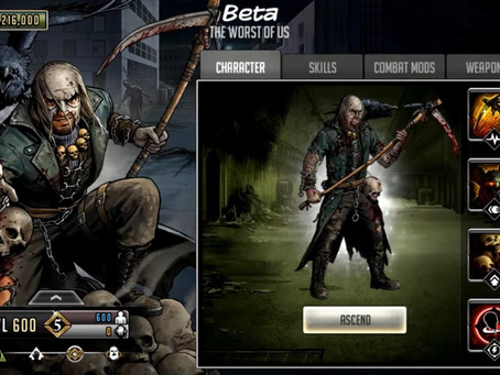 Mythic Beta - Aaron & weiteres