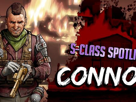 S-Class Connor