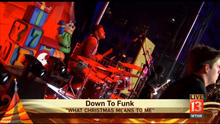 Jamming with Down to Funk Live on Channel 13