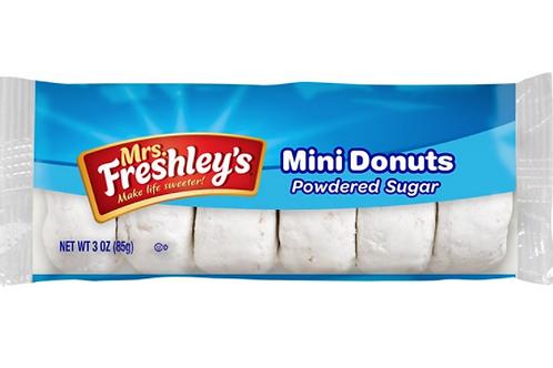 Mrs Freshley's Powdered Mini Donuts (85g)