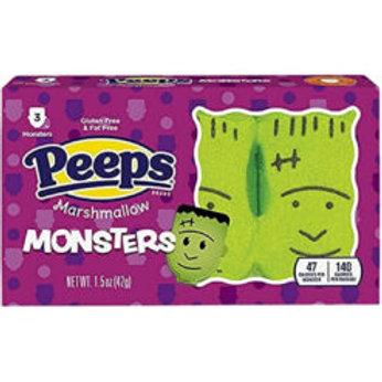Peeps Monsters -3ct