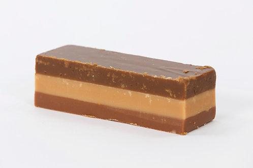 Millionaire Fudge Block
