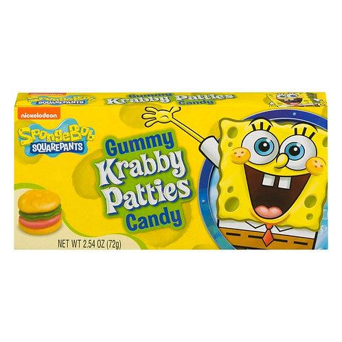 Gummy Krabby Patties (72g)