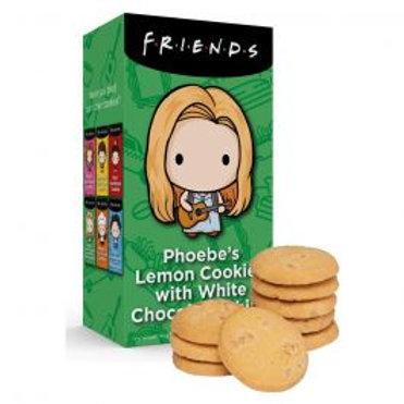 Friends Phoebe's Lemon & White Chocolate Chip Cookies 150g