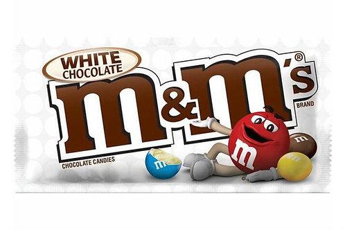 M &Ms White Chocolate bag (42g)