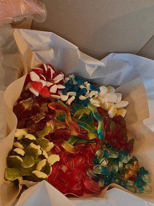 Jelly/haribo box