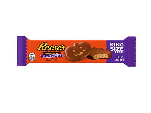 Reese's - Milk Chocolate Peanut Butter Pumpkins King Size -(68g)