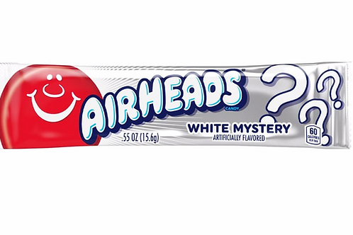 Airheads White Mystery Chewy Candy Bars -16g