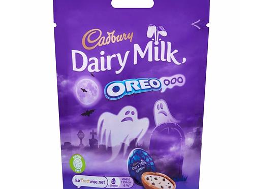 Cadbury Dairy Milk Miniature Oreo Chocolate Egg Bag