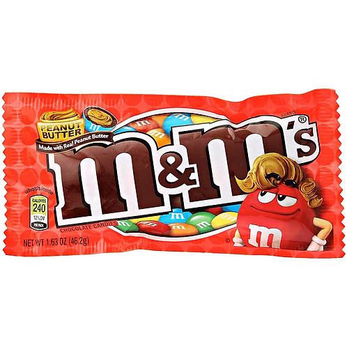 M&M's Peanut Butter Bag