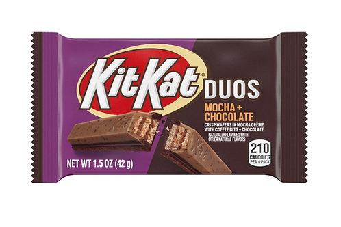 Kit Kat Duos Mocha -(42g)
