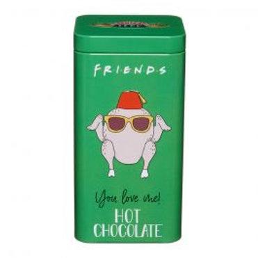 Friends You Love Me! Hot Chocolate Tin 120g