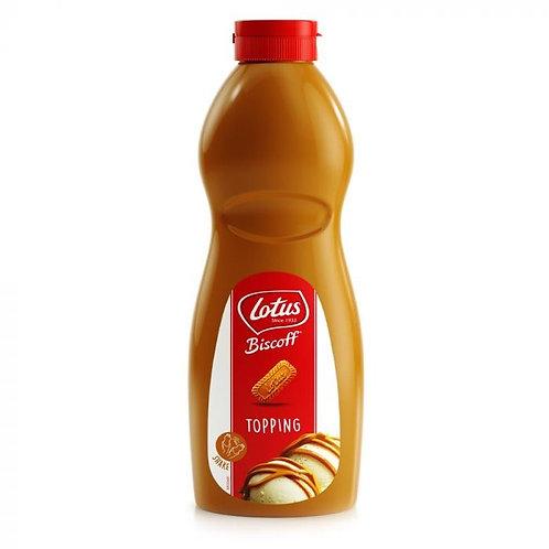 Lotus Biscoff Topping Sauce 1kg