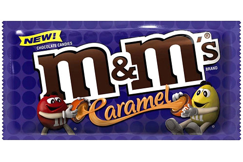 M &Ms Caramel- (40g)