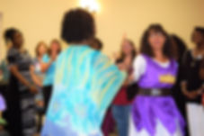 GO Women's Conference - Dancing