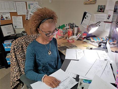 Claudette at Work.jpg
