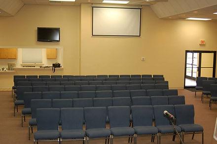 Interior - Global Outreach Church - Center section