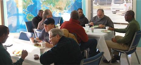 GO Church Men's Breakfast