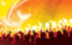 Mid Week Flames Logo