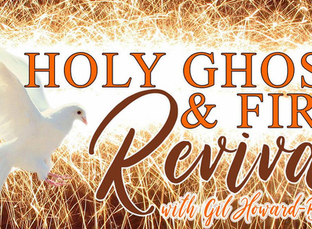 Revival Meetings at Cape Henry Church