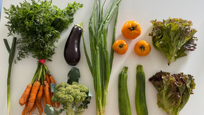 Eating locally for strong communities