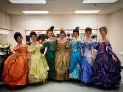 The Ensemble of Cinderella