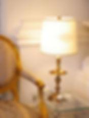 ランプ修理製作