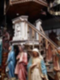 アンティーク祭壇|名古屋|結婚式場