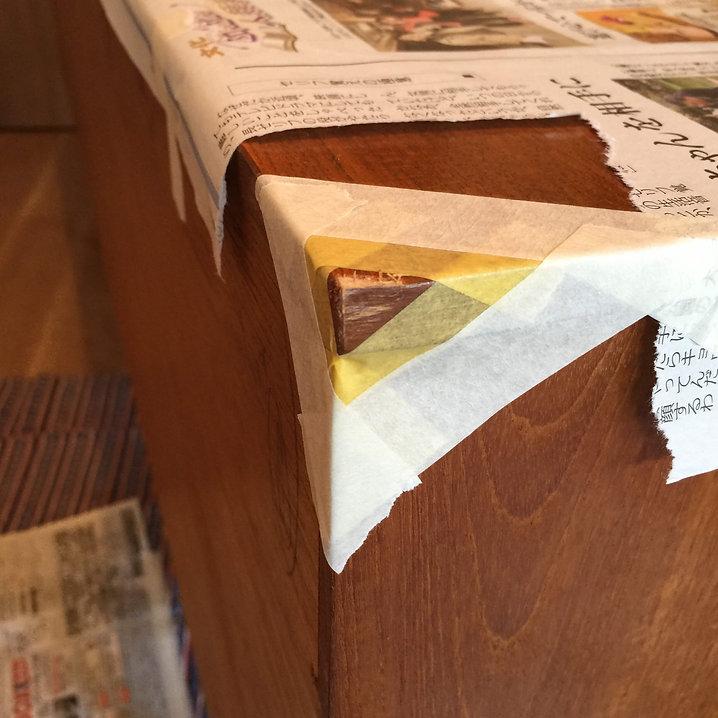 名古屋,アンティーク家具修理,引越し傷出張修理,引越し傷修理,出張修理,家具リペア