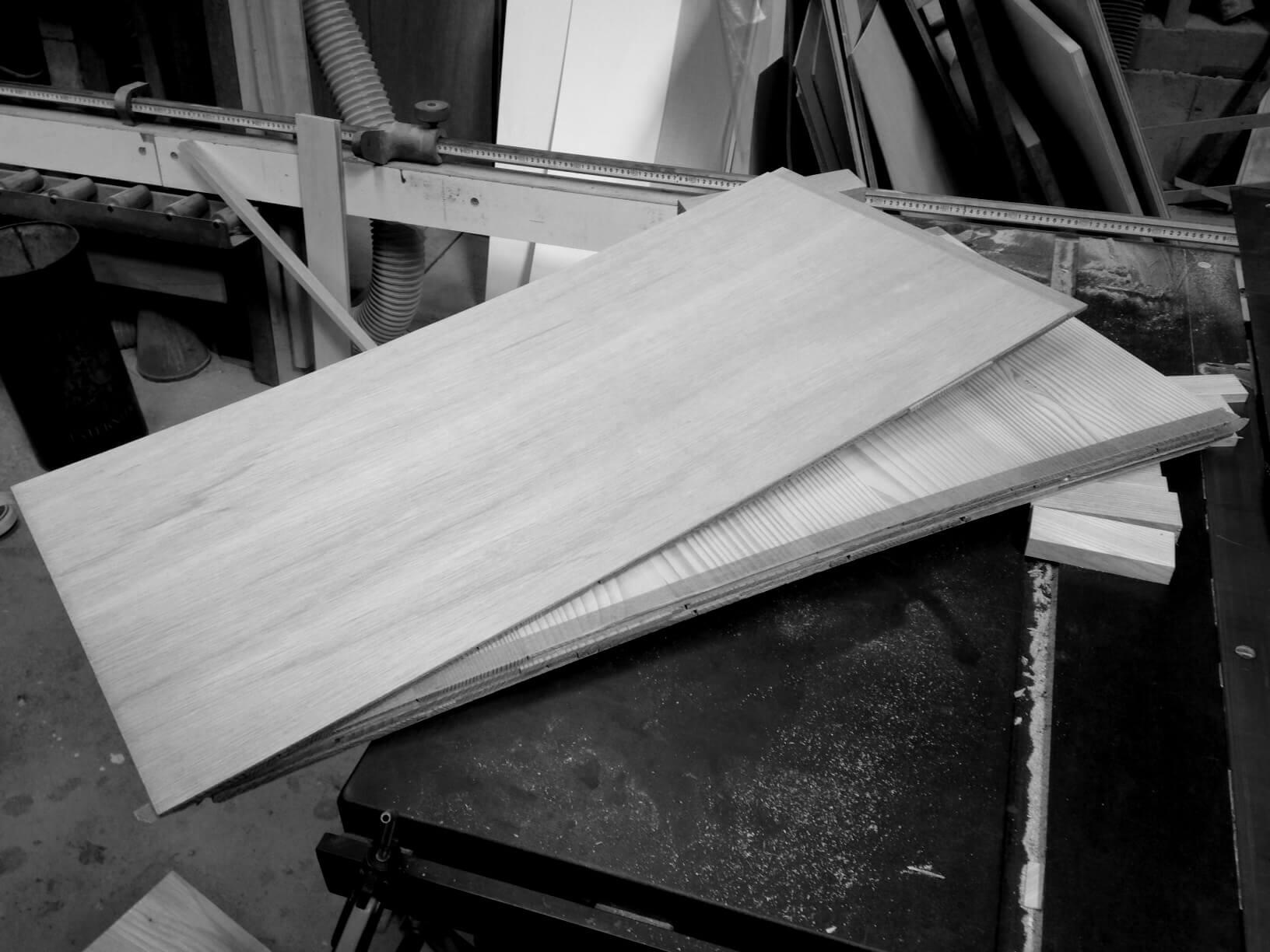 和箪笥リメイク|材木選定