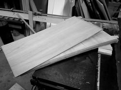 和箪笥リメイク 材木選定