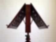 名古屋,アンティーク家具修理,アンティークローズウッド譜面台,アンティーク家具修復,家具修理,アンティークリペア