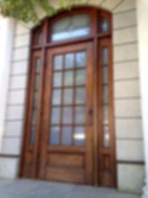 名古屋,アンティーク家具修理,エクステリア修理,玄関ドア修理