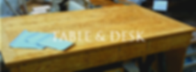 テーブル・デスク修理事例へ