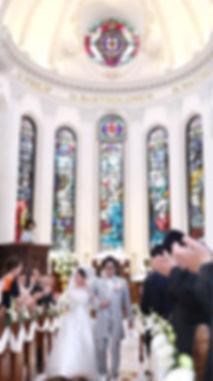 結婚式場|アンティークステンドグラス