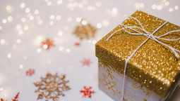 最初のクリスマス・プレゼントは?