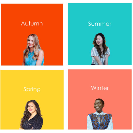 What is Seasonal Color Analysis? Here's the Easy Guide to Finding Your Colors and Your Season!