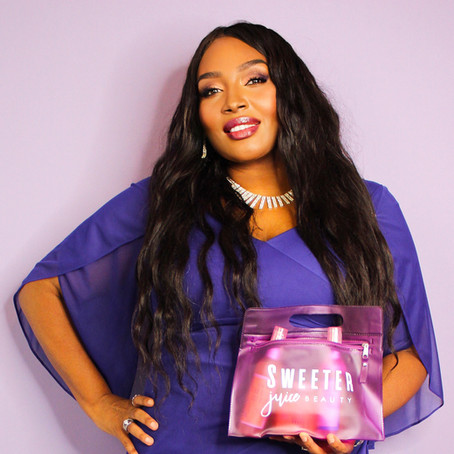 Celebrating Black Owned Beauty: Sweeter Juice Beauty by Olunife Ofomata