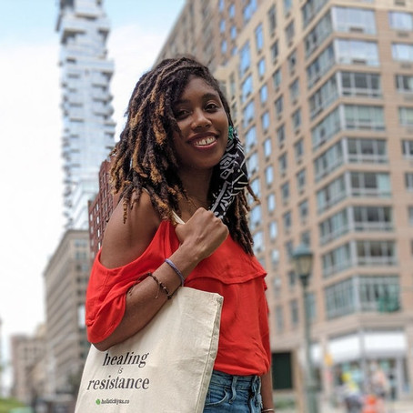 Spotlight on Afro-Latinx Owned Beauty: Holistic Blyss by Blyss Buitrago