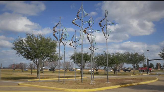 ветряные кинетические скульптуры