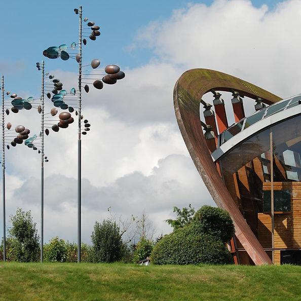 скульптуры для ландшафтного дизайна
