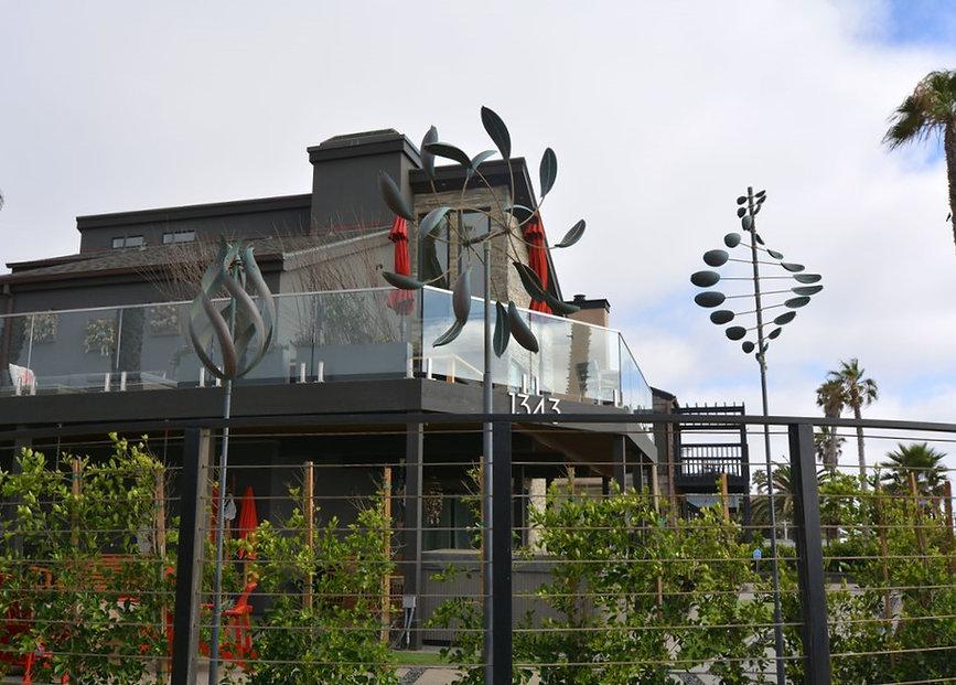 декоративные флюгеры ветряки