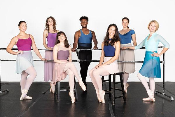 Ballet Embody: Company Artists