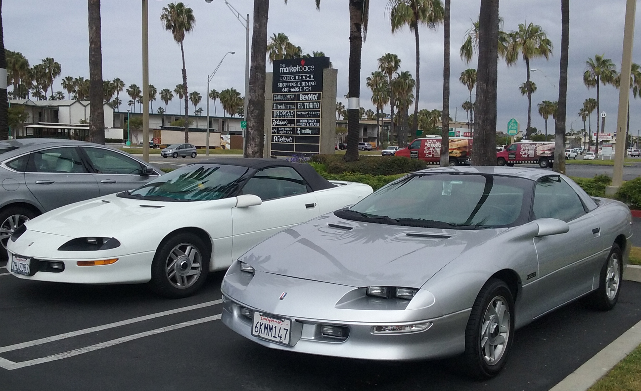 My '95 is on the left!!!