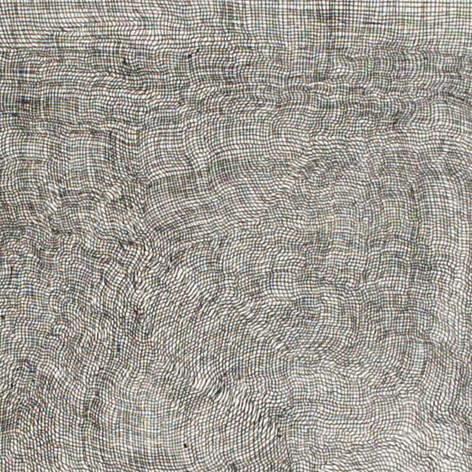 Le clandestin de lignes abstraites