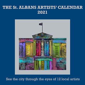 Calendar Cover 2021