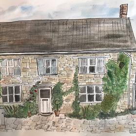 Oxfordshire Cottage