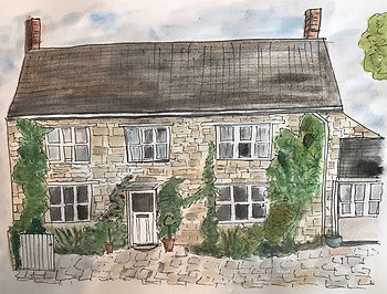 Oxfordshire Cottage