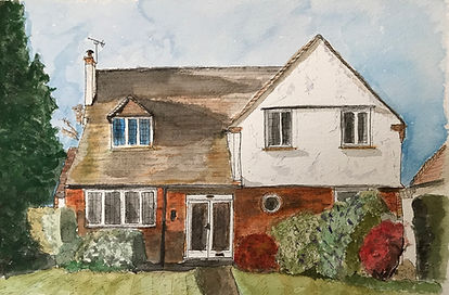St Albans 30s House